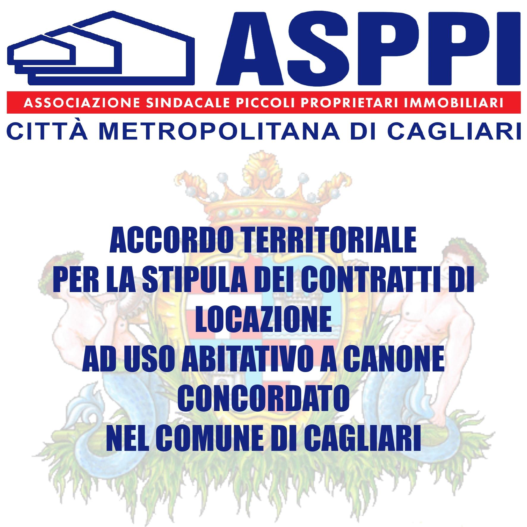 Accordo Territoriale Cagliari
